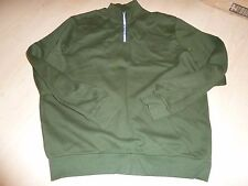 NEW! RALPH LAUREN POLO GOLF Soft Sweater Green Knit Cotton Sz L $150