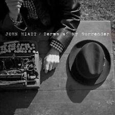 Terms of My Surrender 0607396628421 by John Hiatt CD