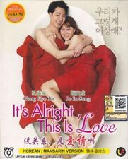 Korean Drama DVD: It's Alright, This Is Love Complete English Subtitle Box Set