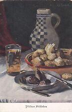 Palatinato, Palatinato stile di vita, patate, sanguinaccio, vino, per 1910/20