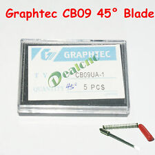 Graphtec Blade 10 Pcs 45 Degree Graphtec Blade For Vinyl Cutting Plotter, New!