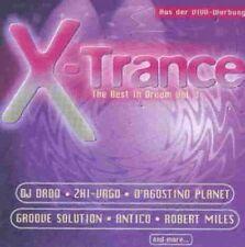 X-Trance (1996) DJ Dado, Roland Brant, Nitribit, Zhi-Vago, Sarah, Robert .. [CD]