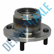 2000 - 2006 2007 2008 2009 Ford Focus Disc Brake Rear Wheel Bearing Hub No ABS