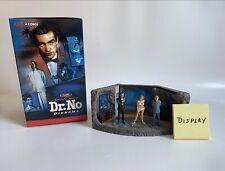 """Corgi Icon James Bond 007 Dr No Diorama w/3x 3"""" Figures #F04101"""