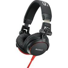 Sony MDR-V55BR Full-Size Headphones, Black Extra Bass  DJ Headphones LOW PRICE!
