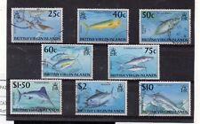 Islas Virgenes Fauna Marina Peces año 1996 (DN-701)