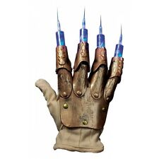 Freddy Krueger Syringe Glove Adult Costume Accessory Scary Halloween Fancy Dress