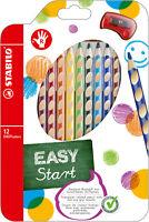 STABILO® Farbstift EASYcolors rechts Etui 12 - 332/12