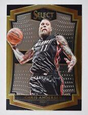 2015-16 Select #122 Chris Andersen PRE - NM-MT