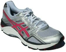 Womens Ladies asics Gel Fortitude Running Jogging Sports Shoes Trainers Size 10