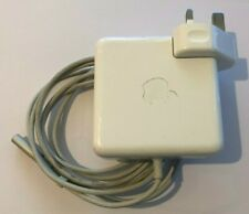 """Genuine Apple 85W Mag Safe Power Adapter Charger 1 for Mac Book Pro 15 17"""" Used"""