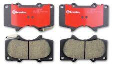 Disc Brake Pad Set-Premium NAO Ceramic OE Equivalent Pad Front Brembo P83066N