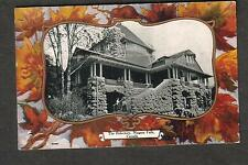 unmailed souvenir post card The Refectory Niagara Falls Canada