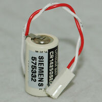 PLC battery for Siemens 6FC5247-0AA18-0AA0, 575332 3.0V