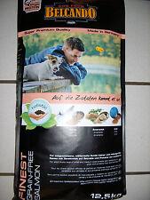 1x Belcando Salmon Grain Free 12,5kg Holistic Finest