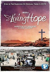 DVD Movie - LIVING HOPE Even In The Darkness of Despair, Their Is Hope