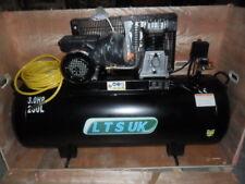 200 Litre 200L Air Compressor Cast Cylinder Belt Drive 3hp last 5 at this price