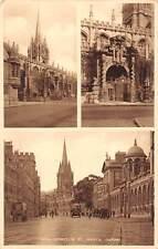 Oxford High Street & St. Mary's, Auto Cars, Bike, Multiviews