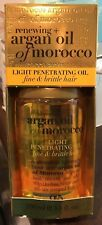 ORGANIX RENEWING +  ARGAN OIL OF MOROCCO LIGHT PENETRATING OIL 100ML
