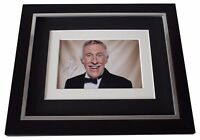 Bruce Forsyth SIGNED 10x8 FRAMED Photo Autograph Display Strictly Come Dancing