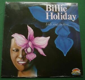 Billie Holiday Lady Sings The Blues inc Willow Weep For Me + LPJT 50 New LP