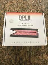 DPL II Panel LED Anti-Aging Professional Light Therapy Wrinkle Reduction - Used