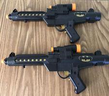 New listing Vintage 1990 Batman Sonic Neutralizer Dark Knight Collection Kenner Gun Blaster