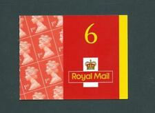 MB5, 6 X 1st, NVI Barcode Booklet, Questa