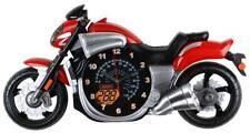 (D) 23x12 Yamaha V-Max Motorcycle Wall Clock (Red)
