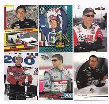 Kurt Busch ROOKIE card 00 SP #40 BV$8!