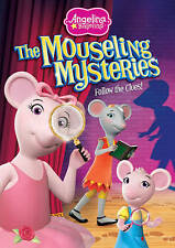 ANGELINA BALLERINA: THE MOUSLING MYSTERIES USED ex library