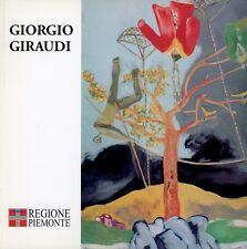 M547_GIORGIO GIRAUDI,pittore,scultore piemontese- REGIONE PIEMONTE
