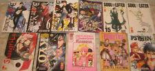 "Lotto/Stock/Fumetti "" VARI "" Manga / Anni 2000 / pz. 16"
