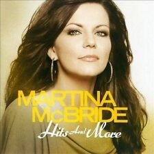 Hits and More by Martina McBride (CD, Jan-2012, Sony Music) NEW