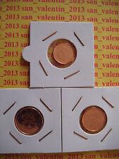 FINLANDIA 2007 Sin Circular 1 + 2 + 5 cent, (leer todo el anuncio)