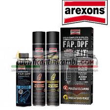 Kit Pulizia FAP / DPF Arexons per Diesel (Con Additivo Carburante Incluso)