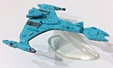 Star Trek Next Generation Micro Machines Klingon Vor'Cha Attach Cruiser w/stand