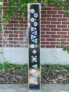 GREG COPELAND Signed Wall Art Sculptures Framed 3D Three Dimensional POST MODERN