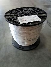 Regency White wire 12 Sol PE 2500 ft roll part #12PE25