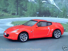 "NISSAN 370Z 1:60/3"" (Red/Orange) Realtoy MIB Diecast Passenger Car Sealed"