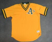 1980's Bob Welch Oakland A's Game Used Worn BP Baseball Jersey! Signed MLB