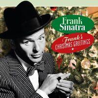 FRANK SINATRA - FRANK'S CHRISTMAS GREETINGS   VINYL LP NEW+