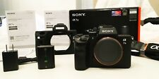 Sony a7 III 24.2 MP Mirrorless Digital Camera - Body Only Low Shutter Count 354