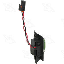HVAC Blower Motor Resistor fits 2000-2006 GMC Yukon XL 1500 Yukon XL 2500  FOUR