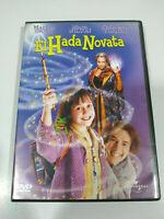 El Hada Novata Martin Short Mara Wilson - DVD Region 2 Español Ingles