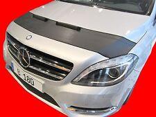 Auto CAR BRA MB Mercedes Classe B W246 2012-  copri cofano protezione TUNING