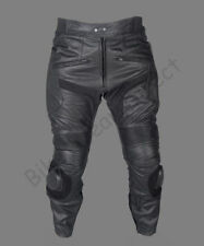 Texpeed Cowhide Leather Exact Motorcycle Trousers