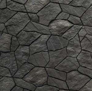 Exterior Stone Cladding  BERGEN- Stacked Stone panels, Split Face Stone Panels,