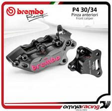 Brembo kit pinza assiale CNC P4 30/34 INT 40mm SX+past Kawasaki Ninja 250