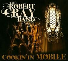 Cookin' in Mobile [Digipak] by Robert Cray/Robert Cray Band (CD, Jun-2010, 2 Dis